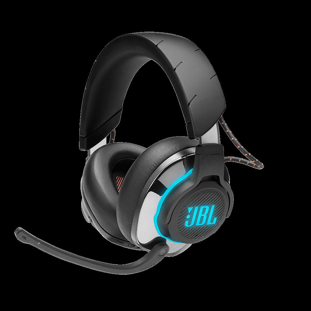 JBL Quantum 800 Gaming Headphones - Black