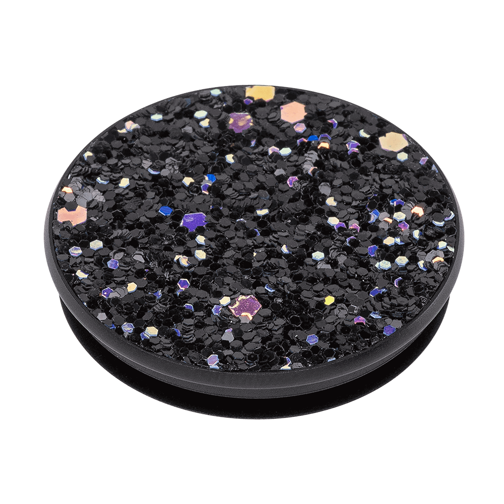 PopSockets PopGrip - Sparkle Black