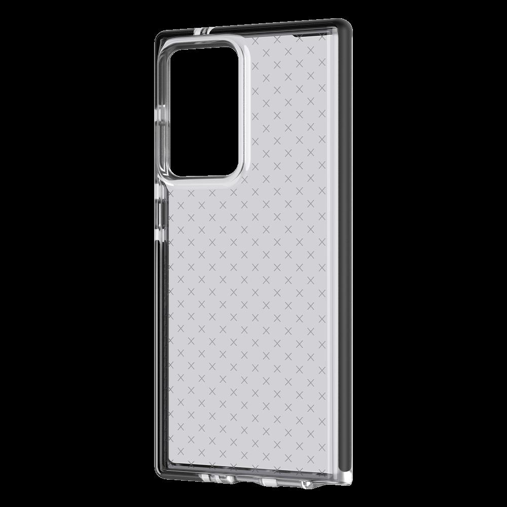 Tech21 Evo Check Case for Samsung Galaxy Note20 Ultra 5G - Smokey/Black