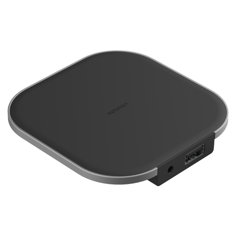 Ubio Labs Aspect 15W Wireless Charging Pad - Black