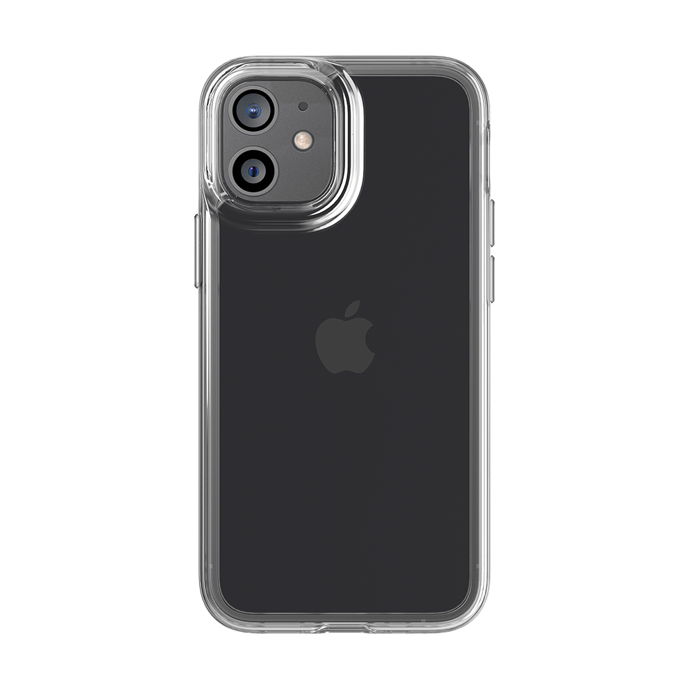 Tech21 Evo Clear Case for Apple iPhone 12 mini - Clear