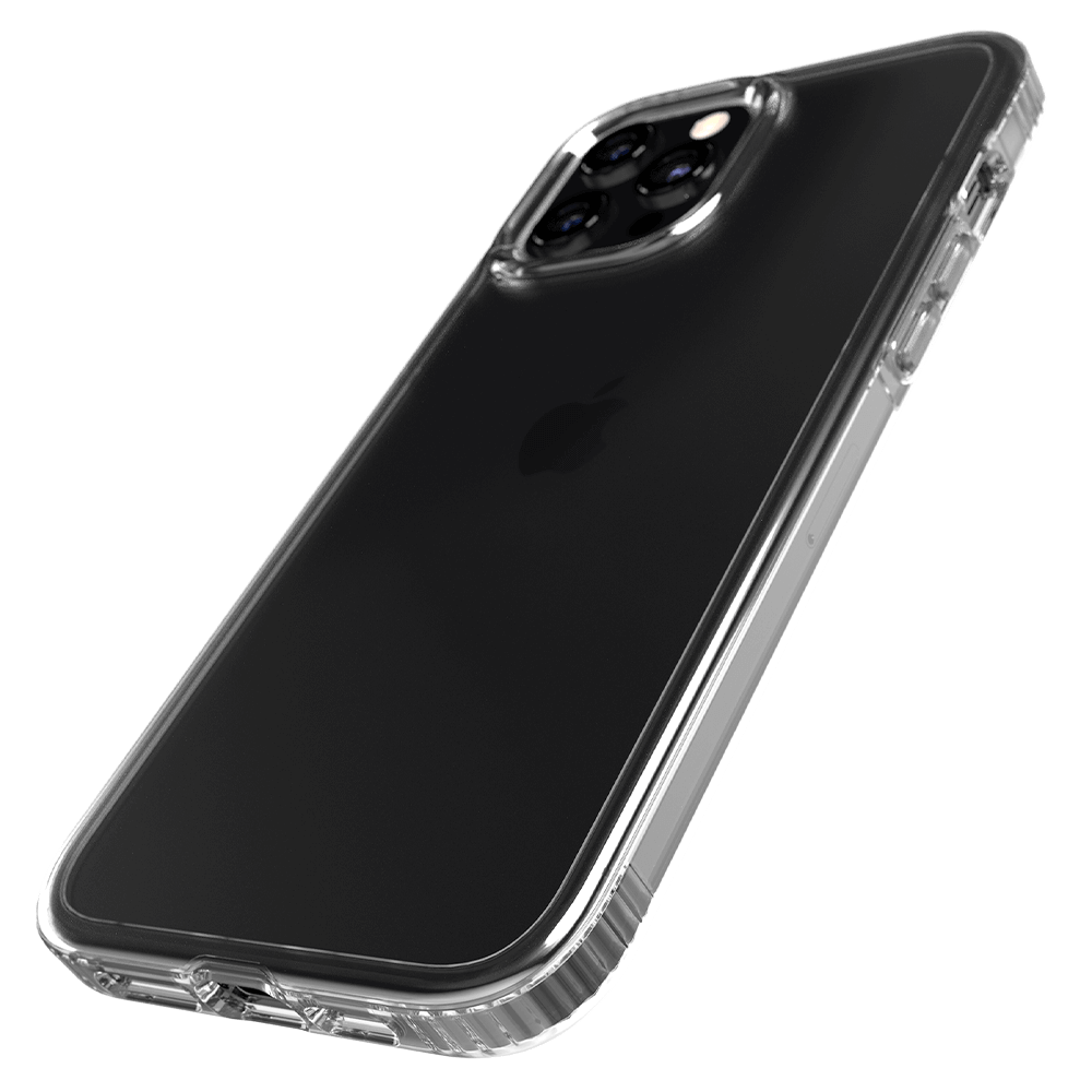 Tech21 EvoClear Case for Apple iPhone 12 Pro Max - Clear