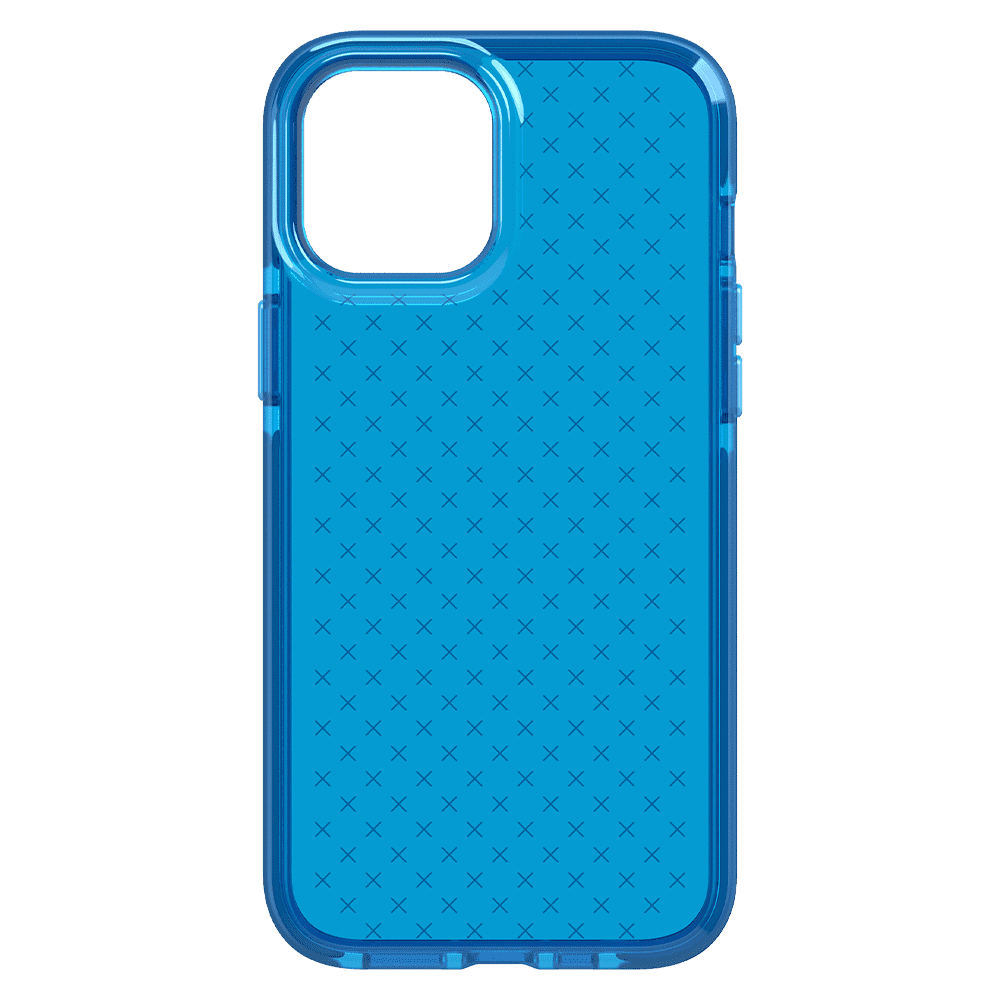 Tech21 Evo Check Case for Apple iPhone 12 Pro Max - Classic Blue