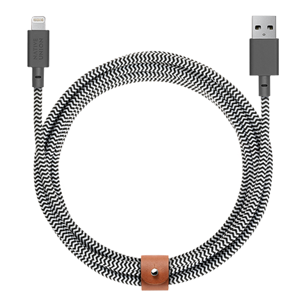 Native Union USB-A to Lightning Cable, 10ft