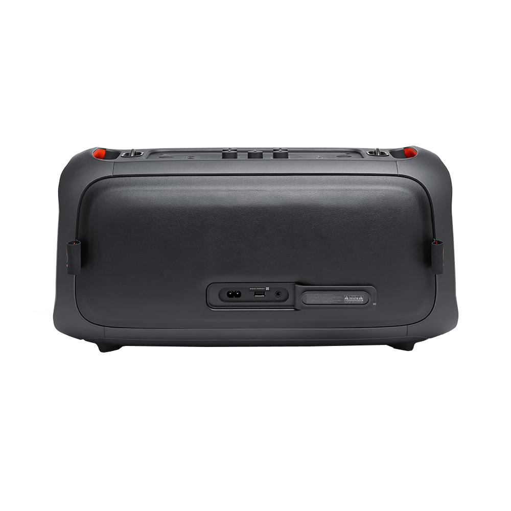 JBL PartyBox On-The-Go - Black