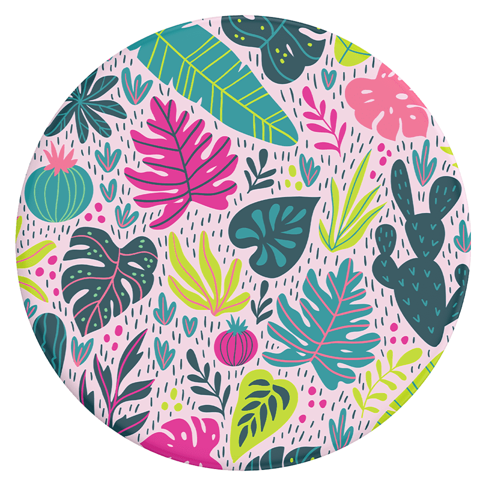 PopSockets PopGrip - Leaf Me Alone