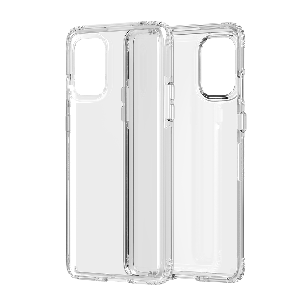 Tech21 Evo Clear Case for OnePlus 8T+ 5G - Clear