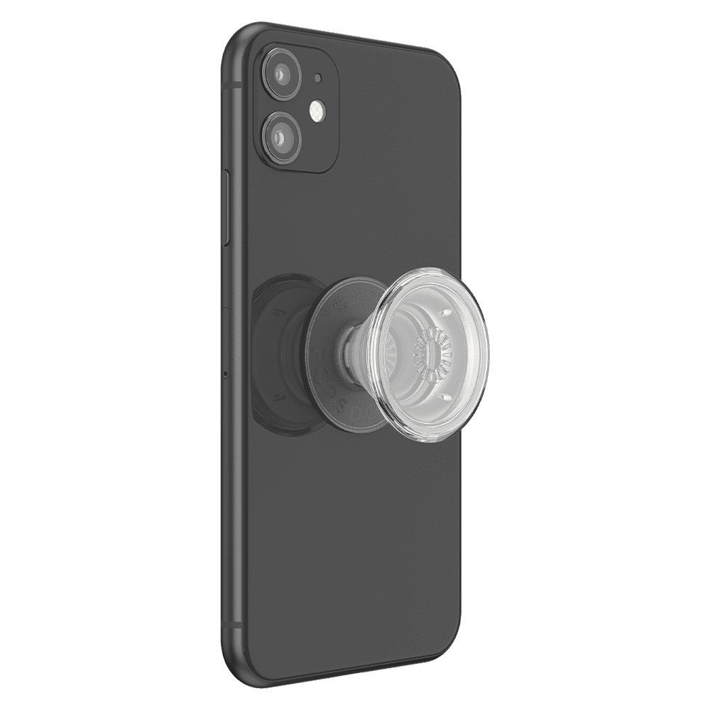 PopSockets PopGrip - Clear Transluscent