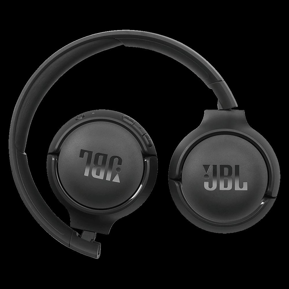 JBL Tune 510 Bluetooth Headphones - Black