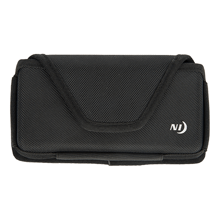 Nite Ize Clip Case Hardshell Horizontal Universal Rugged Holster XXL - Black