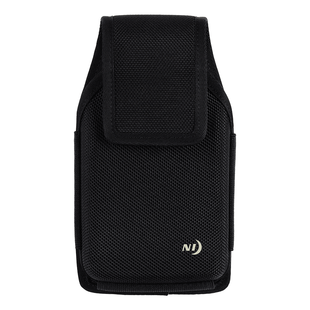 Nite Ize Clip Case Hardshell Vertical Universal Rugged Holster XXL - Black