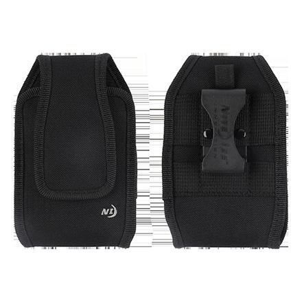 Nite Ize Clip Case Hardshell Horizontal Universal Rugged Holster XL - Black