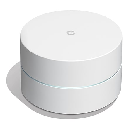 Google WiFi 3 Pack mesh network