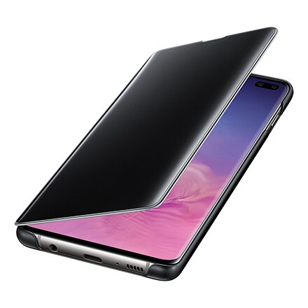 Samsung S-View Flip Cover for Samsung Galaxy S10 Plus