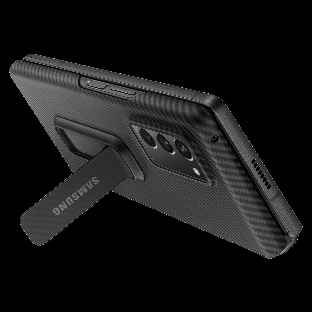 Samsung Galaxy Z Fold2 5G Kickstand Cover - Black