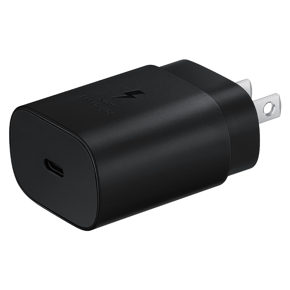 Samsung 25W Travel Adapter - Black