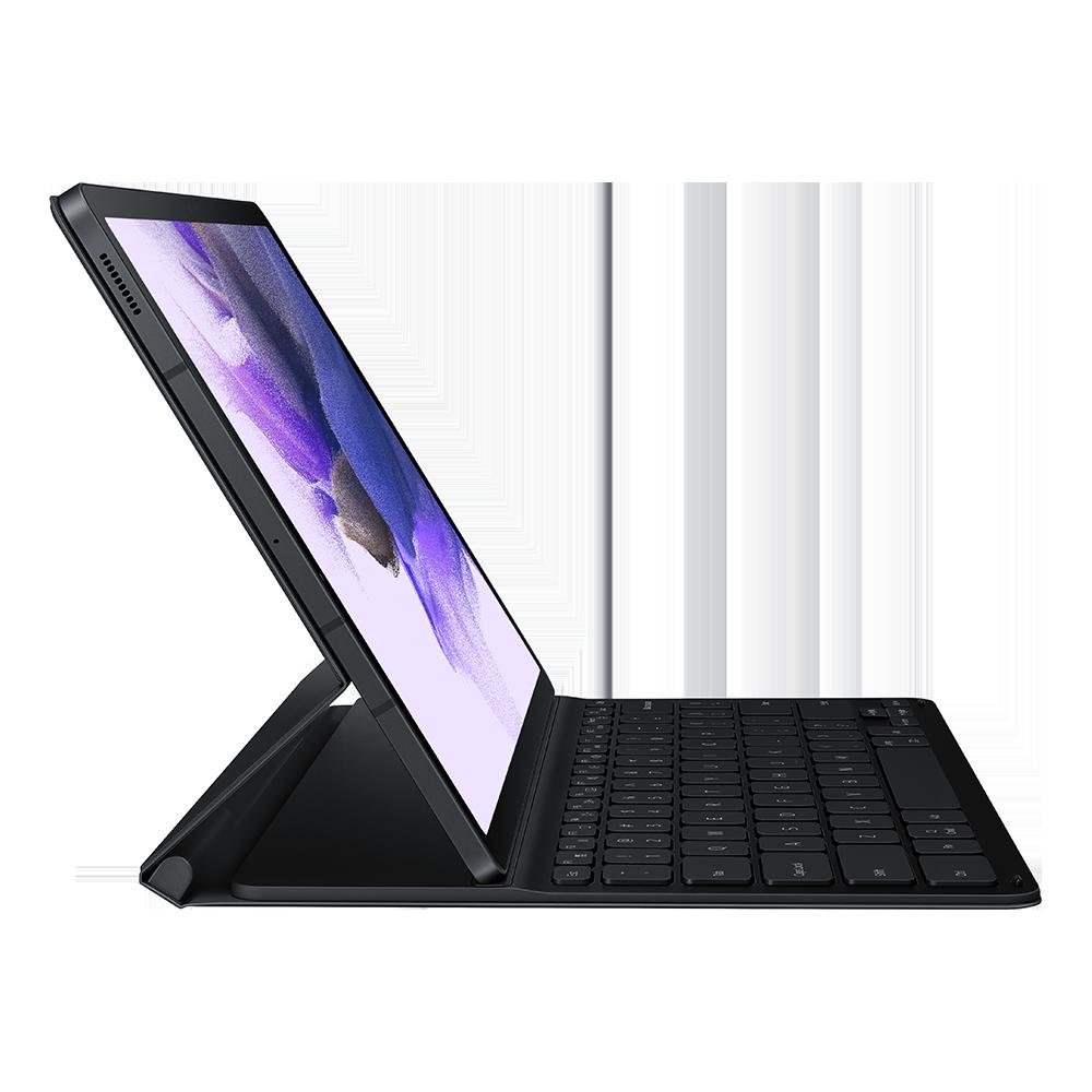 Samsung Book Cover Keyboard for Samsung Galaxy Tab S7 FE 5G - Black