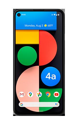 GooglePixel 4a (5G)