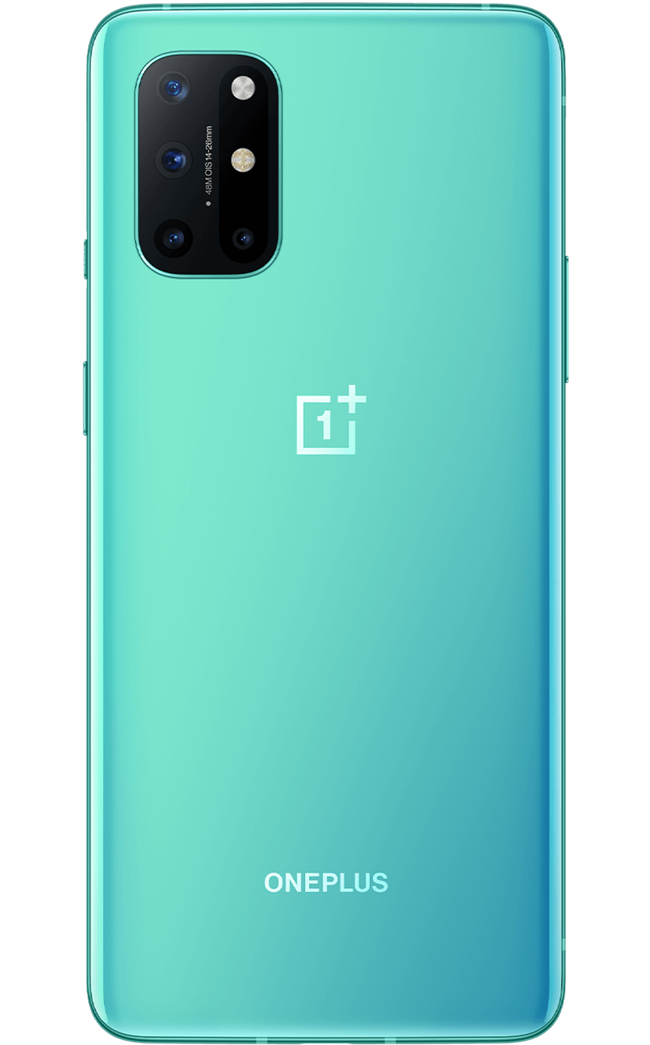Rear View 8T-Plus 5G Aquamarine Green