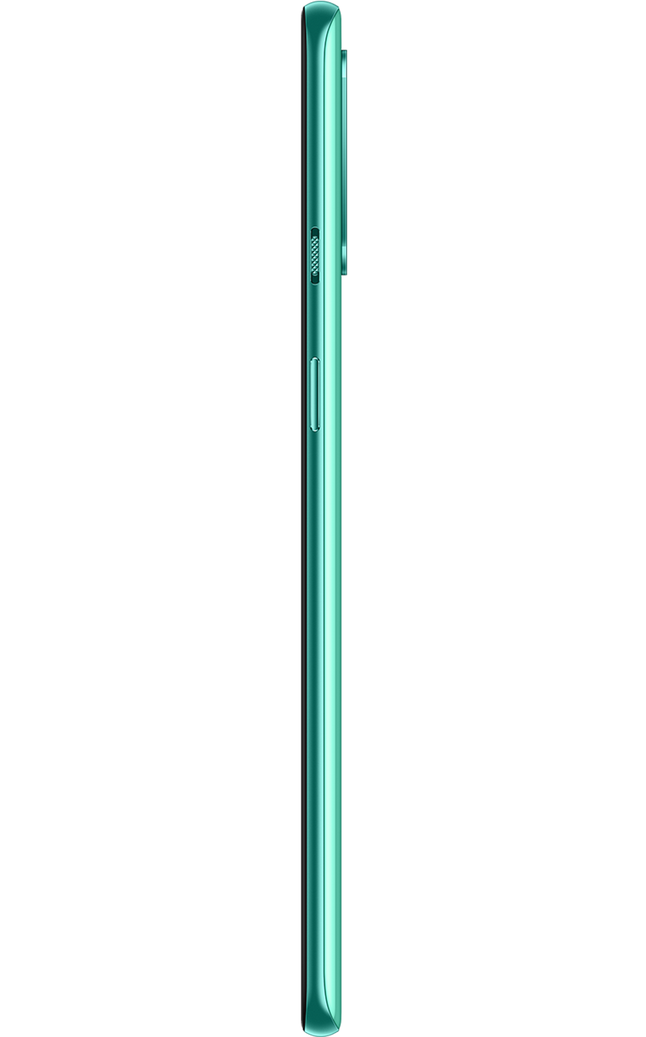 Left View 8T-Plus 5G Aquamarine Green