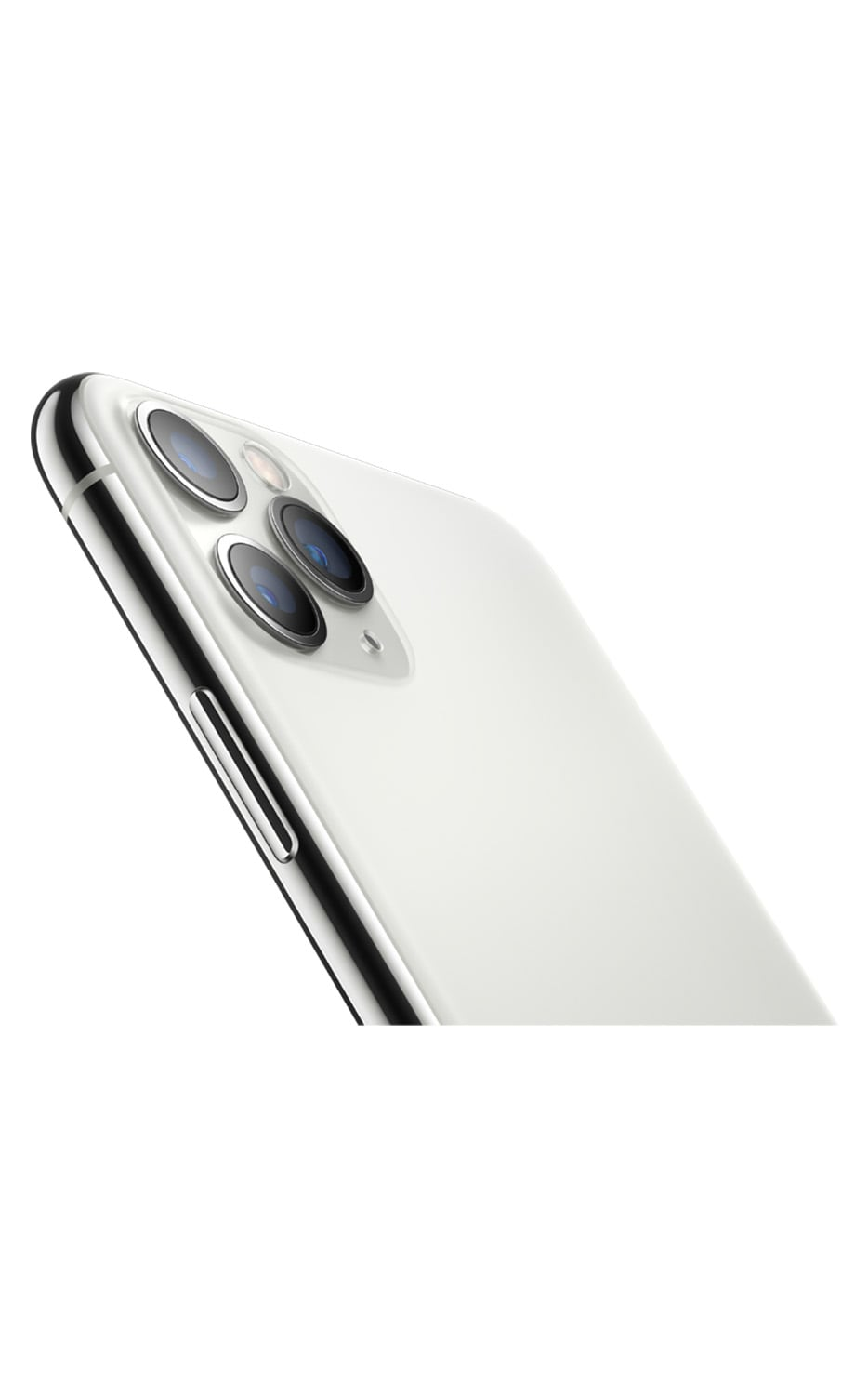 Rear View iPhone 11 Pro Silver
