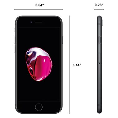 Iphone 7 Apple Iphone 7 Reviews Tech Specs More T Mobile