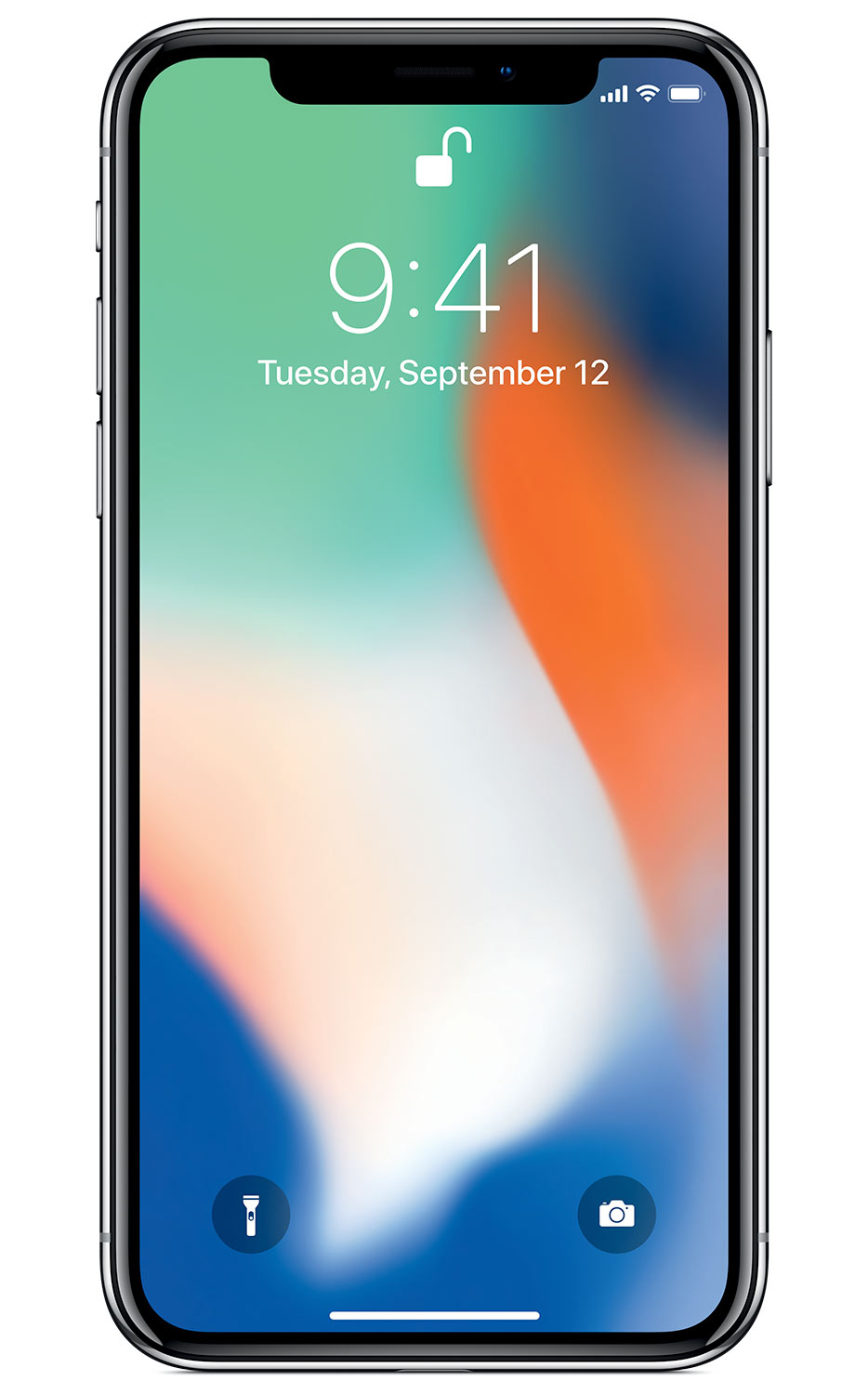 Le Iphone X Silver