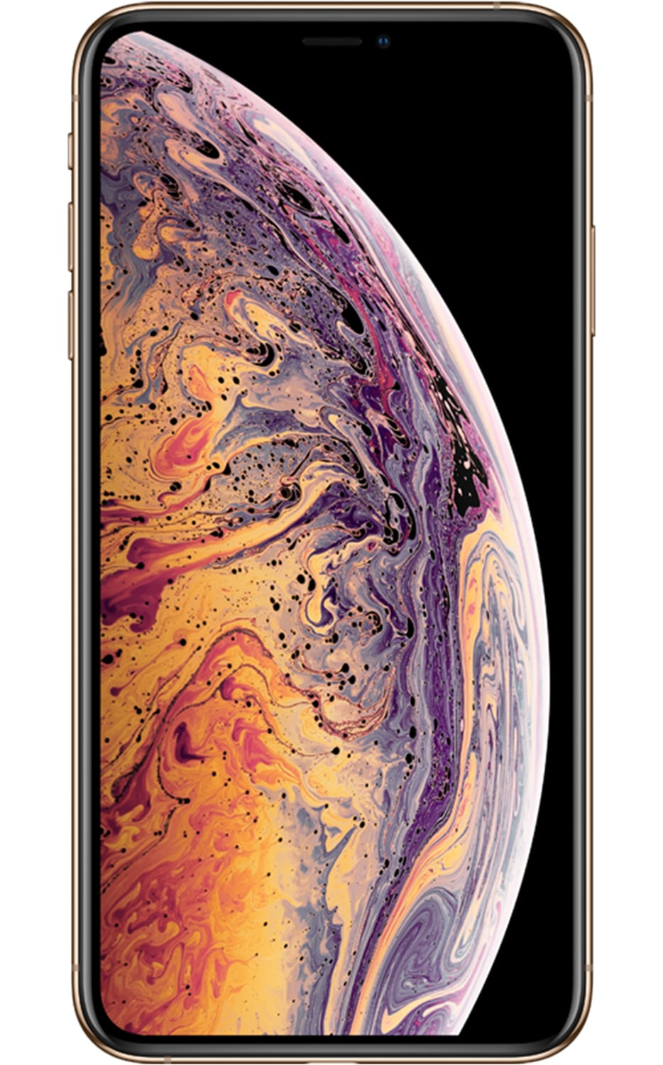 Le Iphone Xs Max Gold