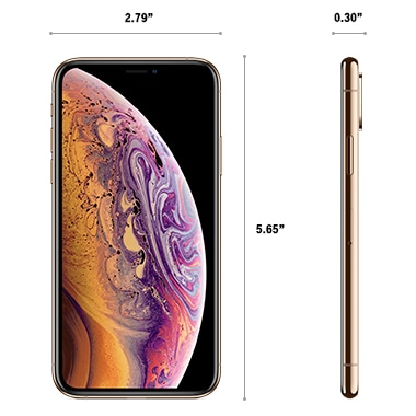 Apple Iphone Xs 3 Colors Available In 64gb 256gb 512gb T Mobile