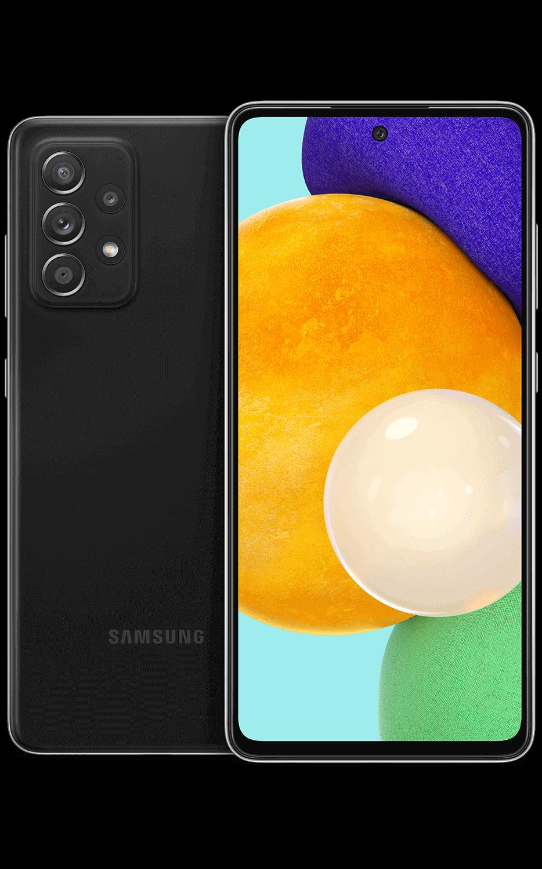 Samsung Galaxy A52 5G - Awesome Black - 128GB
