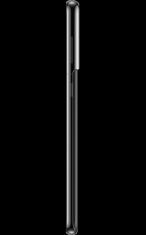 Vista izquierda del Samsung Galaxy S21-Plus 5G - Phantom Black