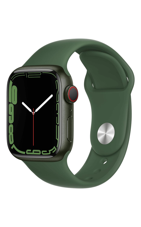 Apple Watch Series 7 41mm - Green AL - Green