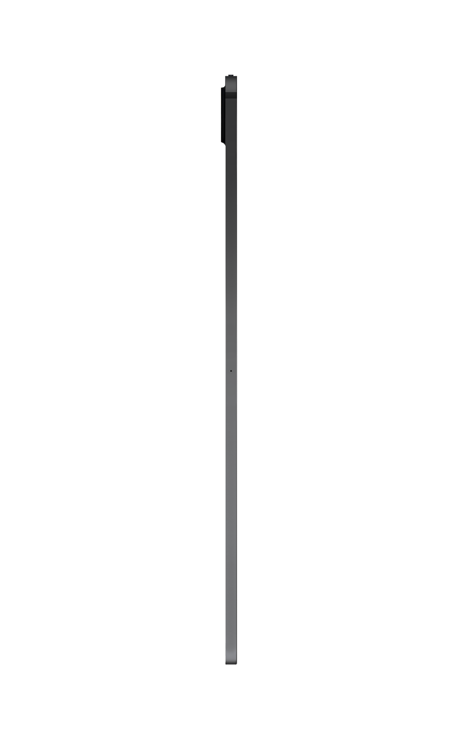 Right View iPad Pro 11-inch 2nd gen Space Gray