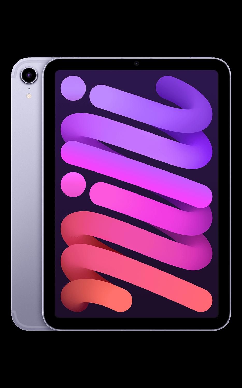 Apple iPad mini 6th gen - Purple - 64GB
