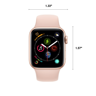 49de01e85d1 In The Box. Apple Watch Series 4 40mm ...