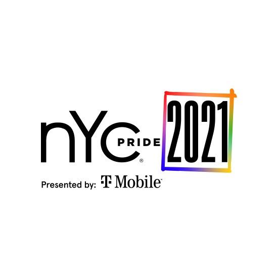 New York City Pride logo.