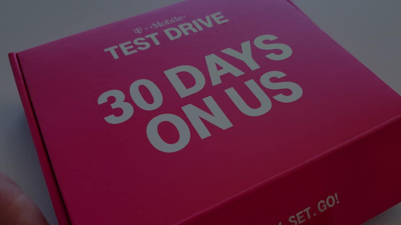 Learn how to set up your Test Drive hotspot device for a 30-day or 30GB free trial of T-Mobile's network.