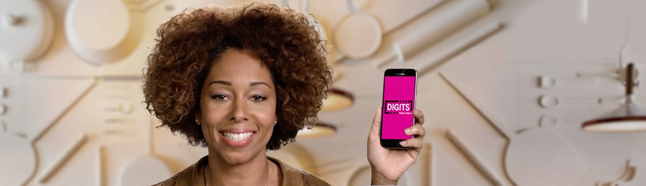 T-Mobile DIGITS | DIGITS Rate Plan | Stay Connected Anytime