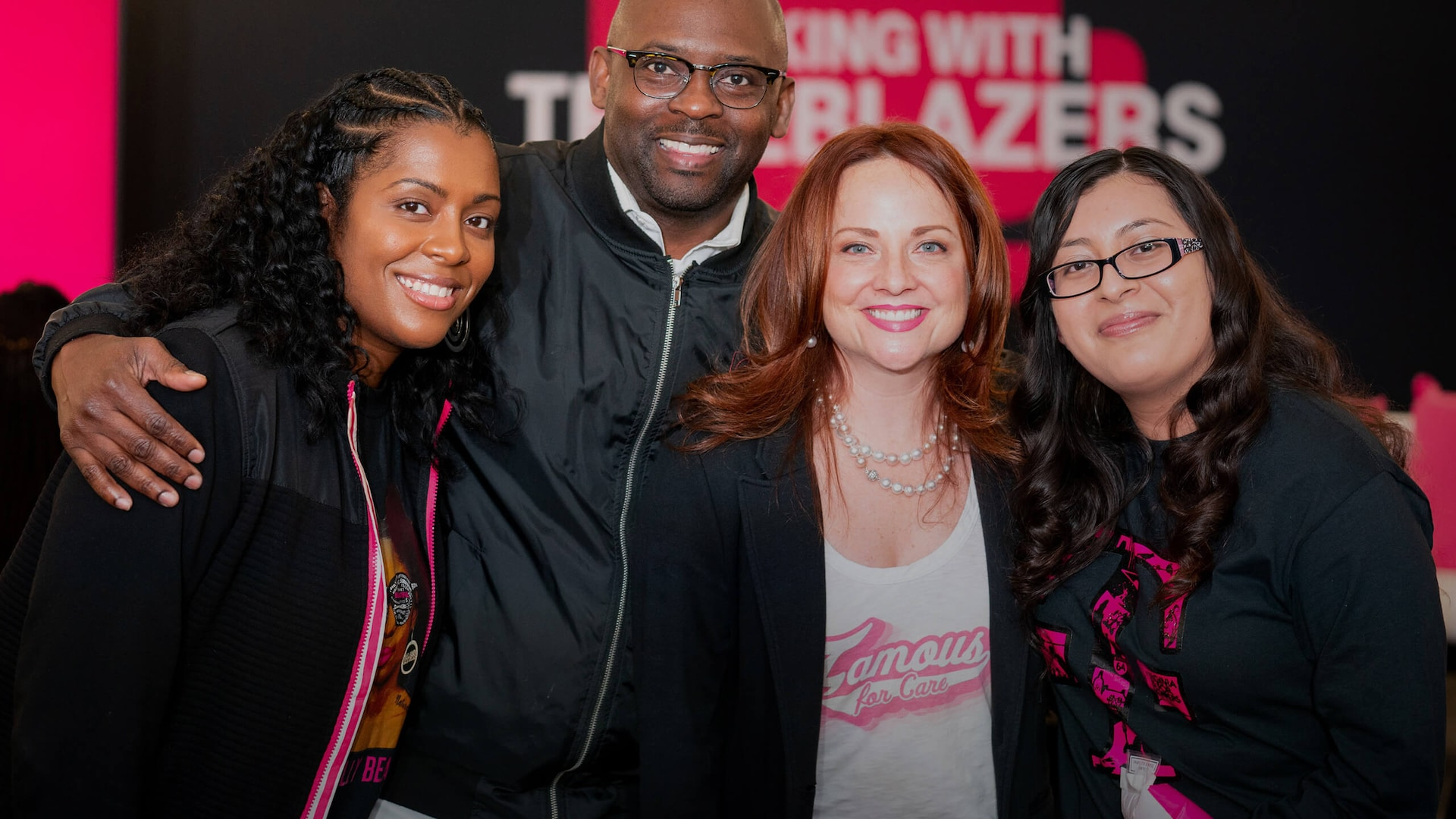Callie Field Unveils T-Mobile's Team of Experts