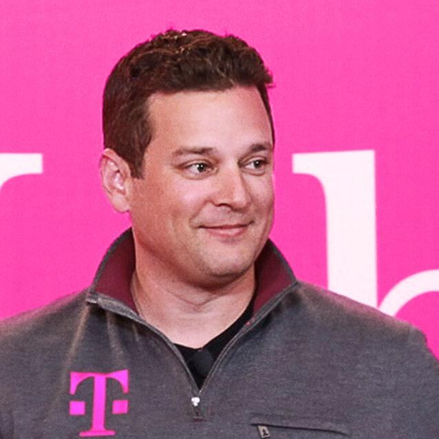Michael J. Katz Executive Vice President, T-Mobile for Business