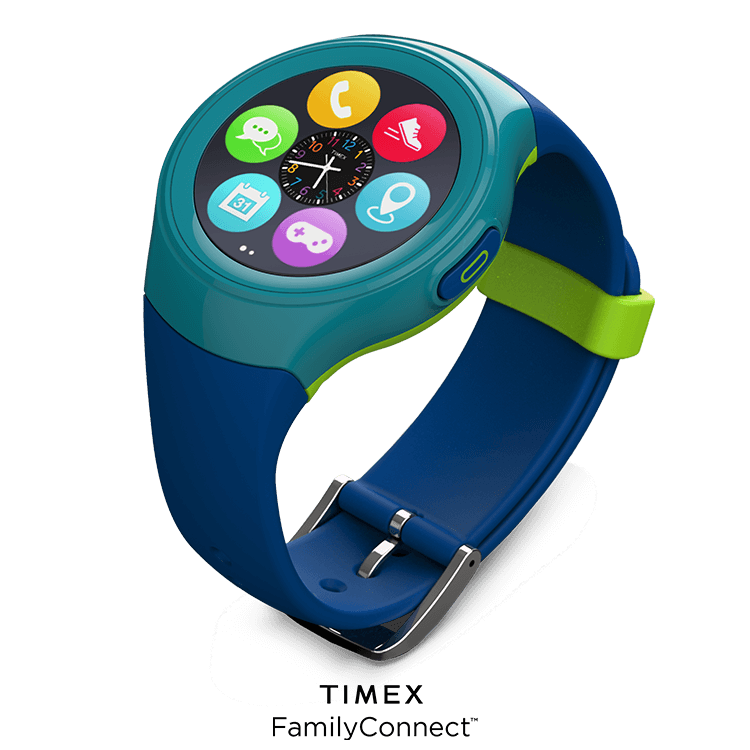 TIMEX FamilyConnect™ smart watch for kids