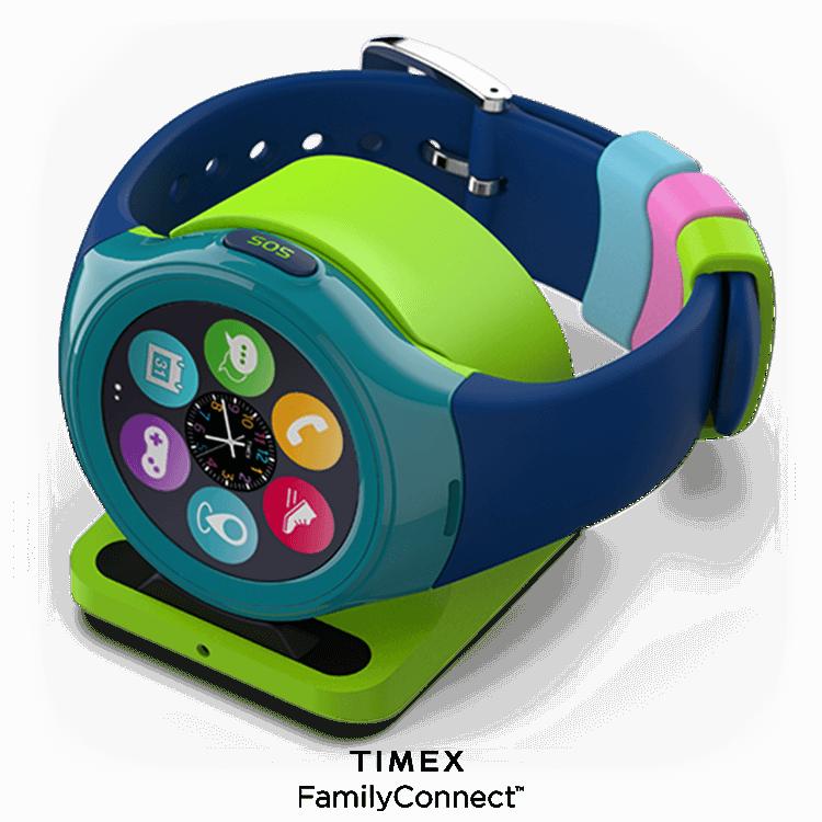 Oferta por tiempo limitado en el reloj inteligente TIMEX FamilyConnect™ para niños