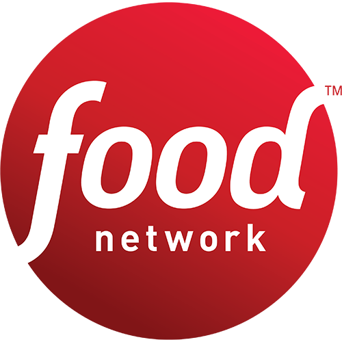 logotipo de food network
