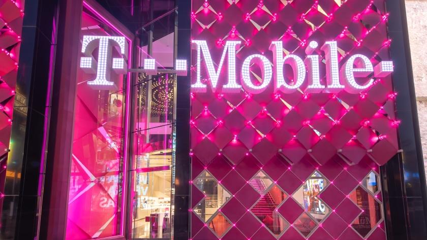 T Mobile Store At 3791 Las Vegas Blvd South 1300 Las Vegas Nv