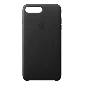 Apple iPhone 7/8 Plus Leather Case - Black These Apple-Designed Cases Fit Snugly Over The Curves Of Your iPhone Without Adding Bulk. They're Made From Specially Tanned And Finished European Leather, So The Outside Feels Soft To The Touch And Develops A Natural Patina Over Time. The Machined Aluminum Buttons Match The Finish Of Your Leather Case, While A Microfiber Lining Inside Helps Protect Your iPhone. And You Can Keep It On All The Time, Even When You're Charging Wirelessly.