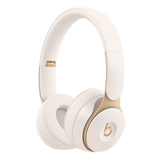 Beats Solo Pro Wireless Noise Cancelling Headphones Ivory Accessories At T Mobile For Business