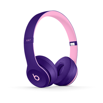 Beats Solo3 Wireless Earphones - Violet