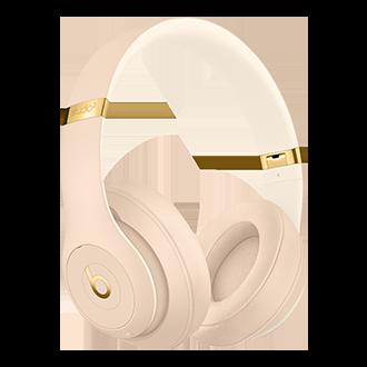 Beats Studio3 Wireless Over-Ear Headphones - Desert Sand