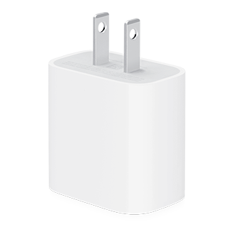 Apple 20W USB-C Power Adapter - White