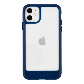 GoTo Define Case for Apple iPhone 11 - Navy Blue